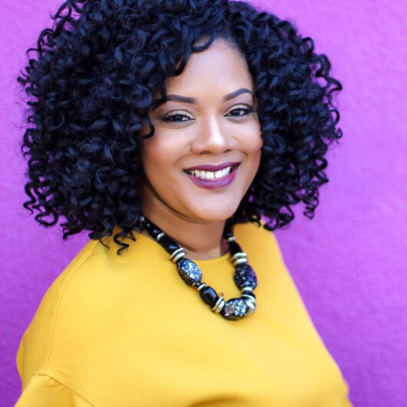 Kiaundra Jackson, Therapist, Speaker, TV Personality